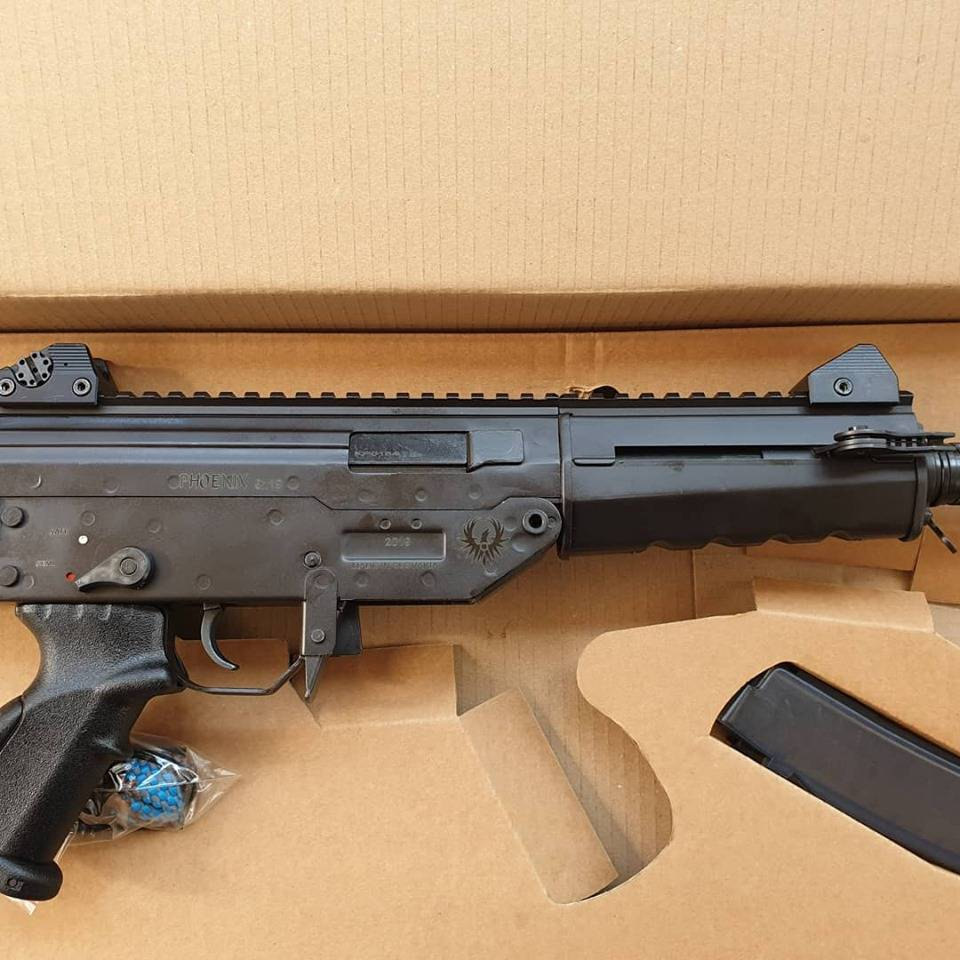 ar9 selbsladebüchse 9mm luger 9mm para ar15 9mm alternative mp5 mke t94 ldt luxdeftec hsg94 chiappa rak chiappa m1 9 gsg mp40 be